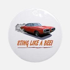 STING LIKE A BEE! Ornament (Round)