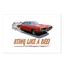 STING LIKE A BEE! Postcards (Package of 8)