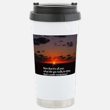 Today Stainless Steel Travel Mug