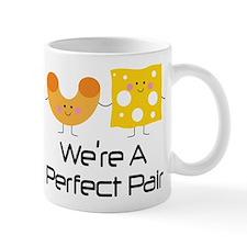 Couples Mac And Cheese Pair Mugs