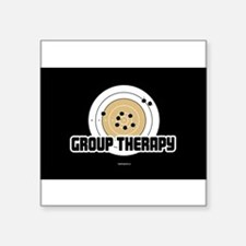 Group Therapy - Gun Sticker