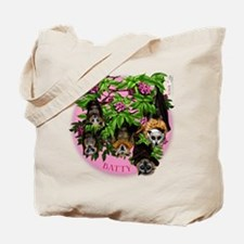 Fruit Bat Tote Bag