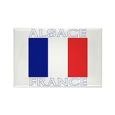 Alsace, France Rectangle Magnet