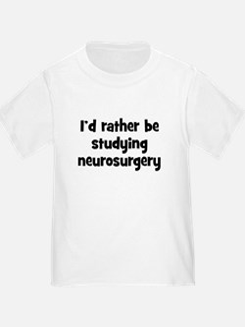 Study neurosurgery T