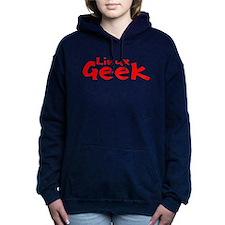 Linux Geek Hooded Sweatshirt