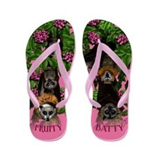 Fruit Bat Flip Flops