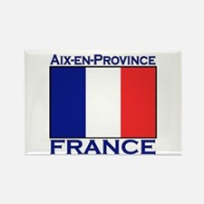 Aix-en-Provence, France Rectangle Magnet