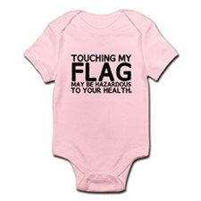 Colorguard Hazard Infant Bodysuit