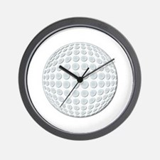 Golf - No Text Wall Clock