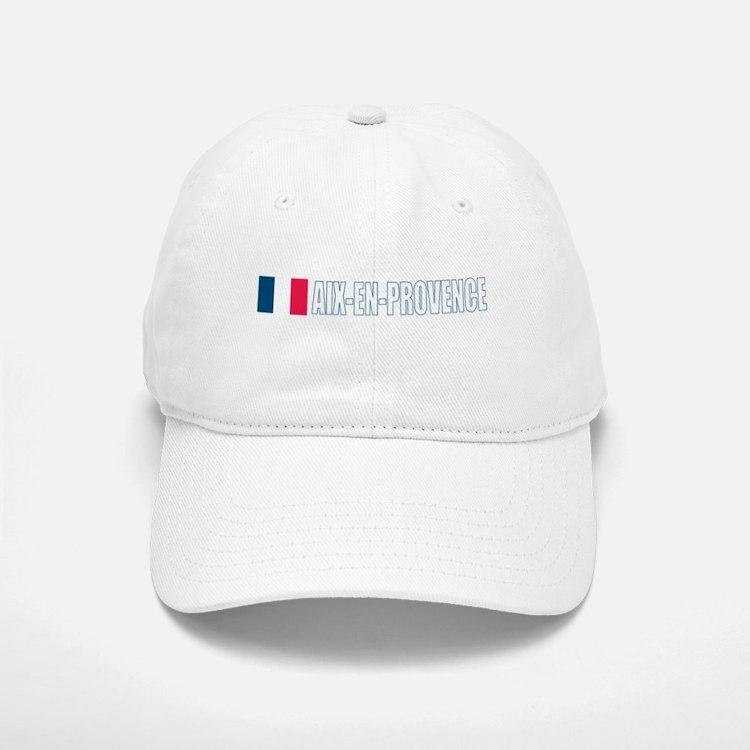 Aix-en-Provence, France Baseball Baseball Cap