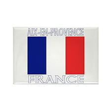 Aix-en-Provence, France Rectangle Magnet