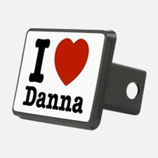 I love Danna Hitch Cover