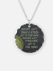 Success Fastpitch Softball M Necklace