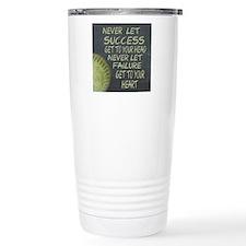 Success Fastpitch Softb Travel Mug
