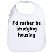 Study housing Bib