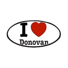 I love Donovan Patches