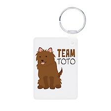 TEAM TOTO Keychains
