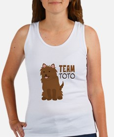 TEAM TOTO Tank Top
