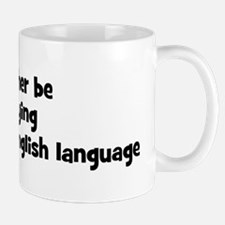 Study history of the English  Mug