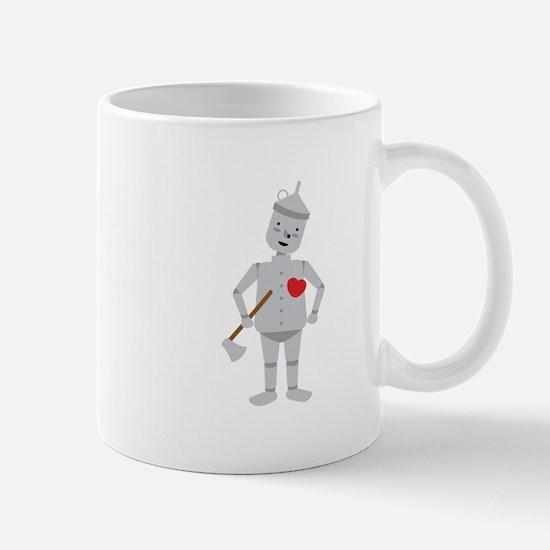 Wizard Of Oz Tin Man Mugs