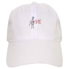 MY HEART BELONGS TO YOU! Baseball Baseball Cap
