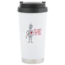 MY HEART BELONGS TO YOU! Travel Mug