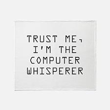 Trust Me, I'm The Computer Whisperer Stadium Blank