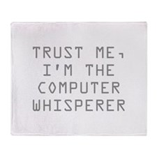 Trust Me, I'm The Computer Whisperer Stadium Blank