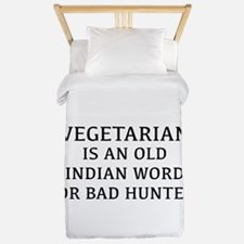 Vegetarian Is An Old Indian Word For Bad Hunter Tw