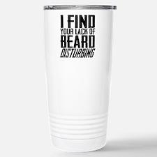 I Find Your Lack of Bea Travel Mug