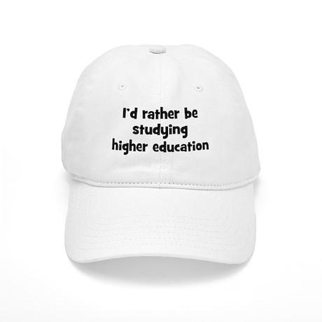 Study higher education Cap