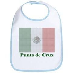 Mexico - Cross Stitch Bib