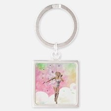 The Fairy And The Frog Keychains
