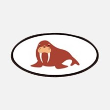 Walrus Animal Patches