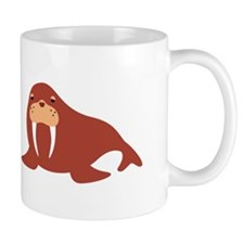 Walrus Animal Mugs