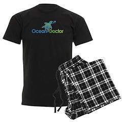 Ocean Doctor Logo Pajamas