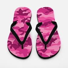 Pink Camo; Camouflage 2 Flip Flops