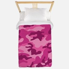 Pink Camo; Camouflage 2 Twin Duvet