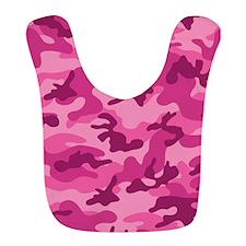 Pink Camo; Camouflage 2 Bib