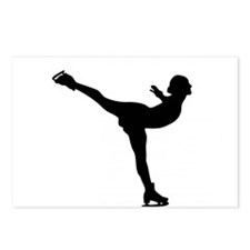 silhouette Postcards (Package of 8)