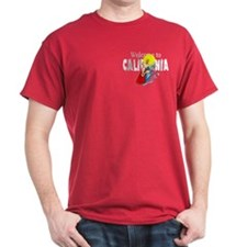 Welcome to Cal T-Shirt