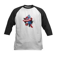 Captain America Minimalist Tee