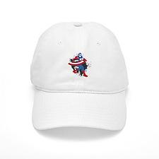 Baseball Captain America Minimalist Baseball Cap