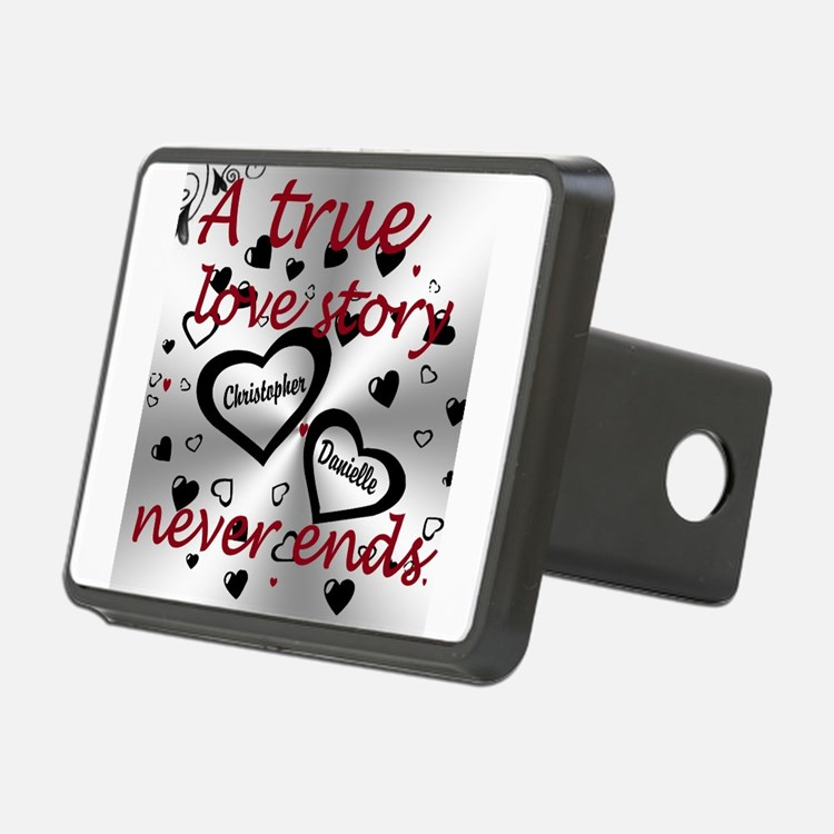True Love Story Hitch Cover