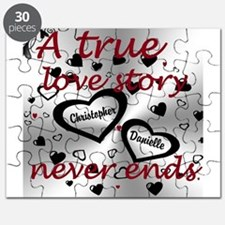 True Love Story Puzzle