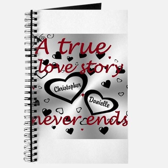 True Love Story Journal