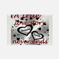 True Love Story Magnets