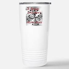 True Love Story Travel Mug