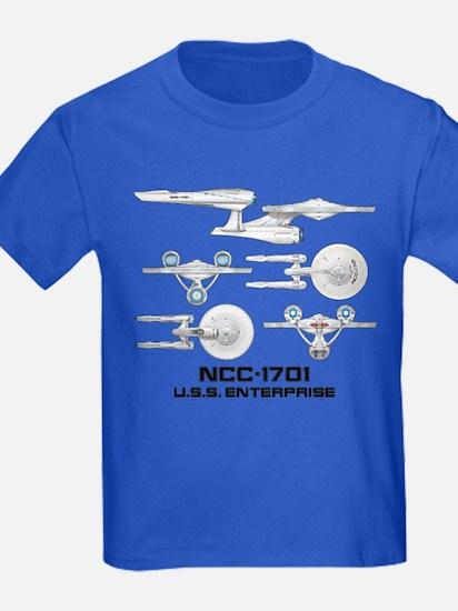 Ncc-1701 Enterprise T