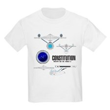 Constitution Class Kids Light T-Shirt